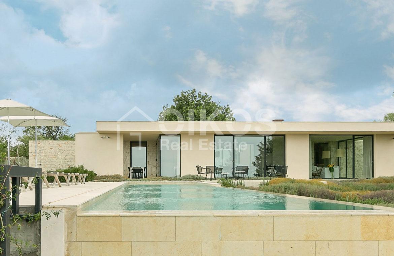 Villa Meti con piscina e dependance (7)