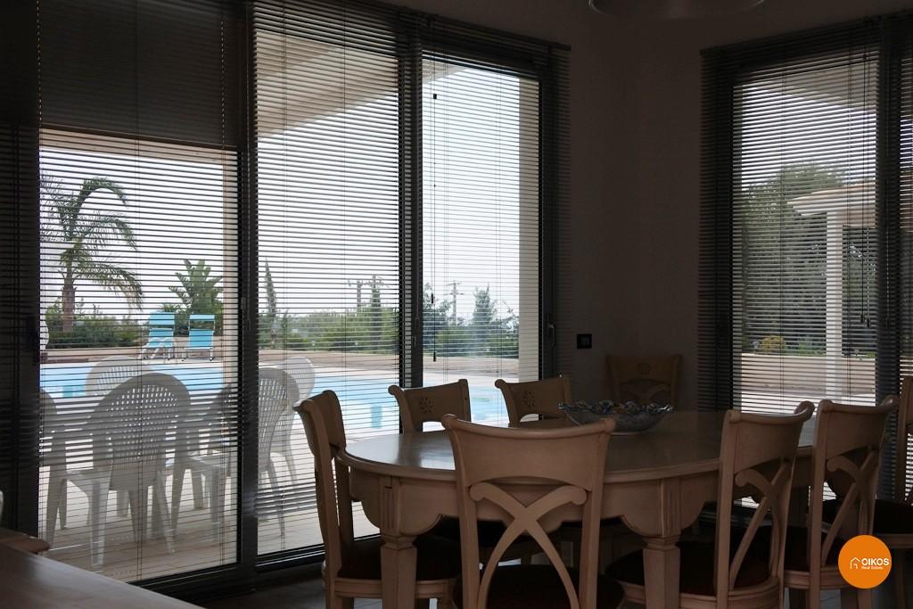 Villa con piscina e vista panoramica (21)