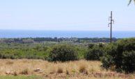 Terreno con caseggiato vista mare5