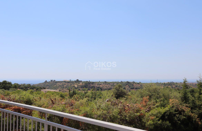 Villa con terrazzo e vista sul mare3