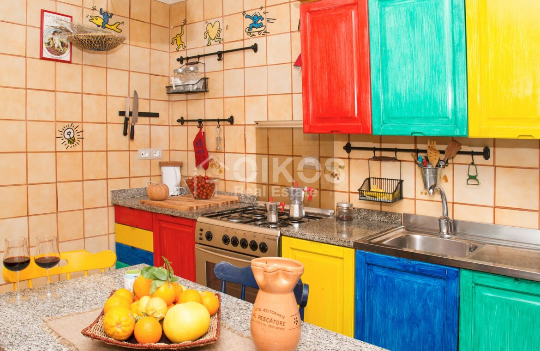 Casa con vista vicino via Cavour 13