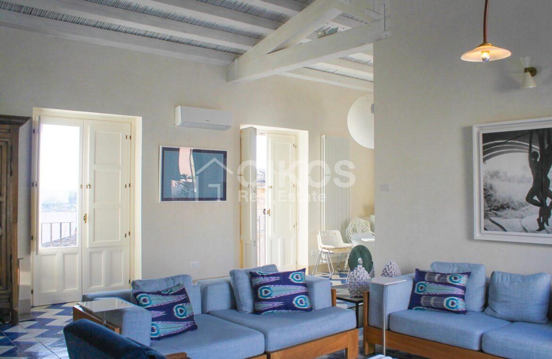 appartamento con terrazzo nel cuore di Noto 010