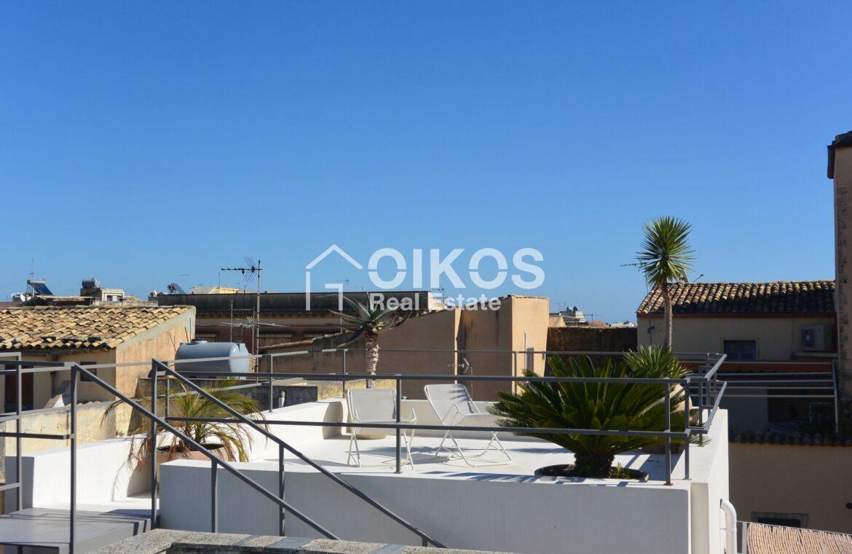 Casa con due terrazzi al Crocifisso21