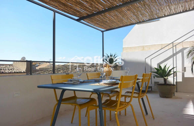 Casa con due terrazzi al Crocifisso4