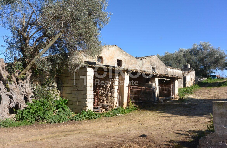 Caseggiato con terreno13