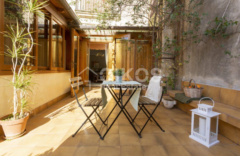 Palazzetto signorile con veranda4