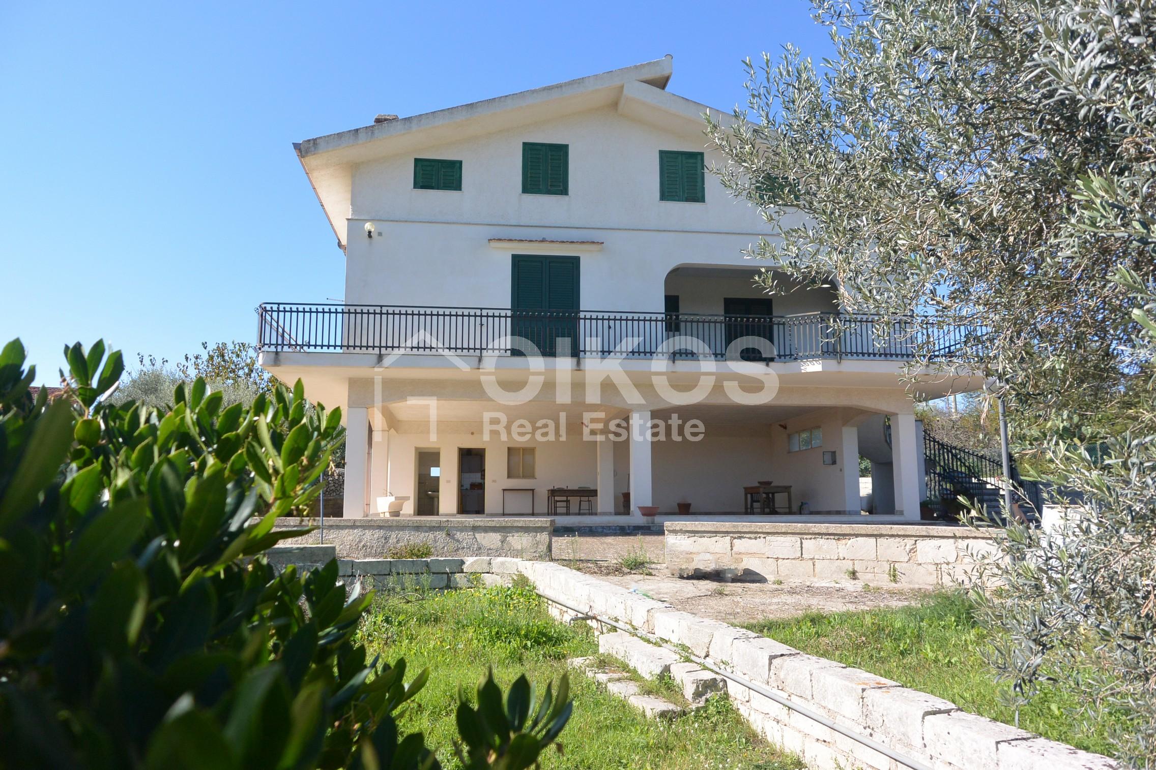 Villa con panorama1