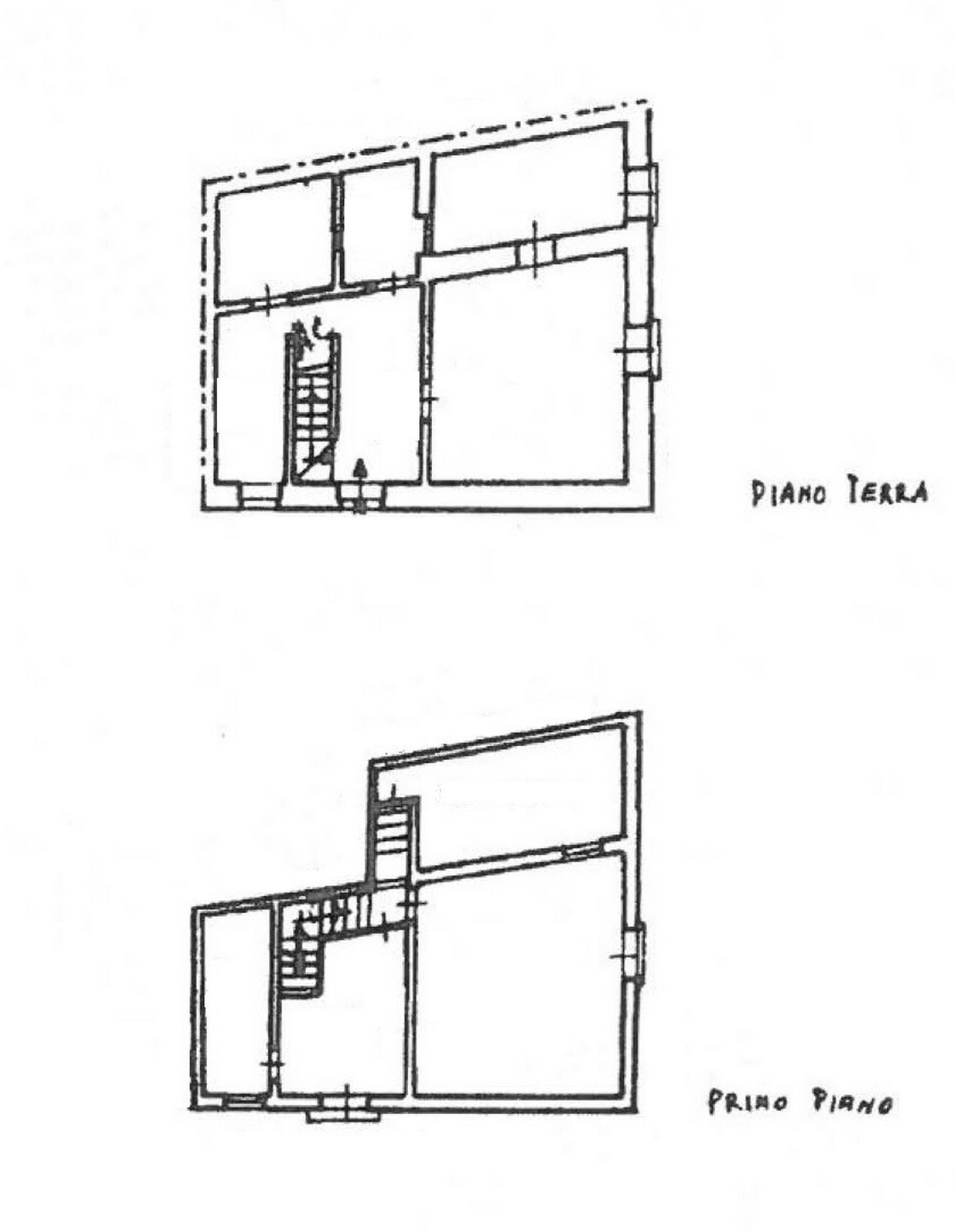 Casa con terraazzo via A Sofia 16