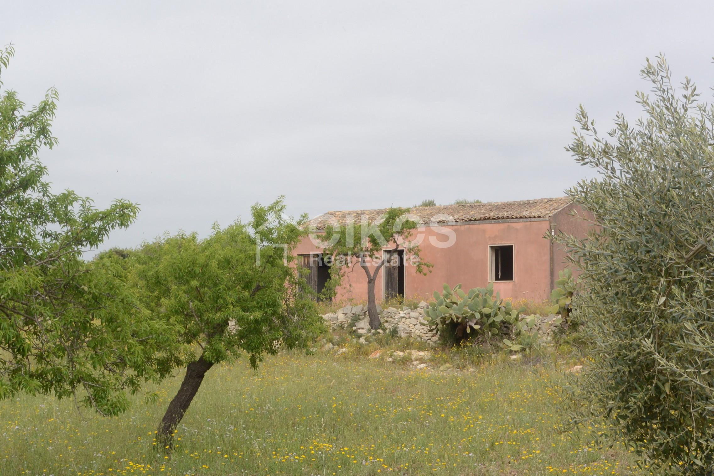 Casa con terreno in c da Renna1