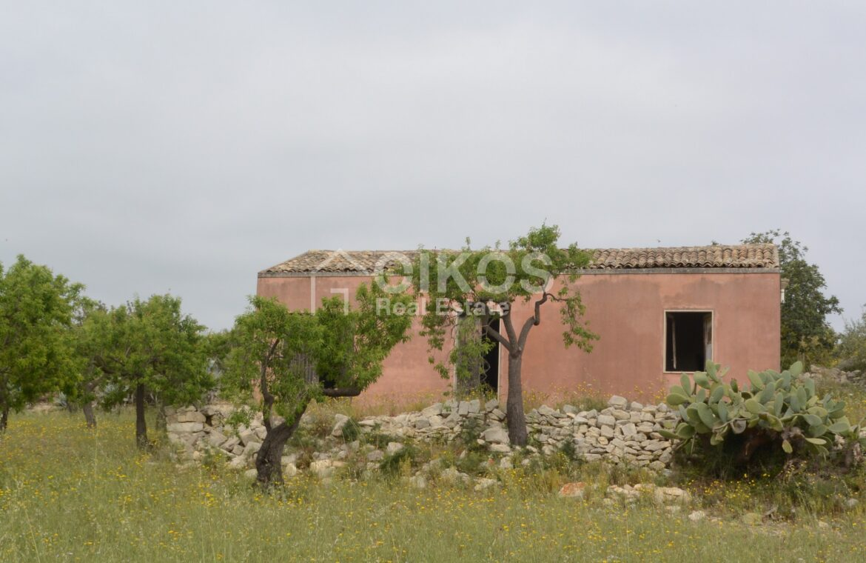 Casa con terreno in c da Renna3