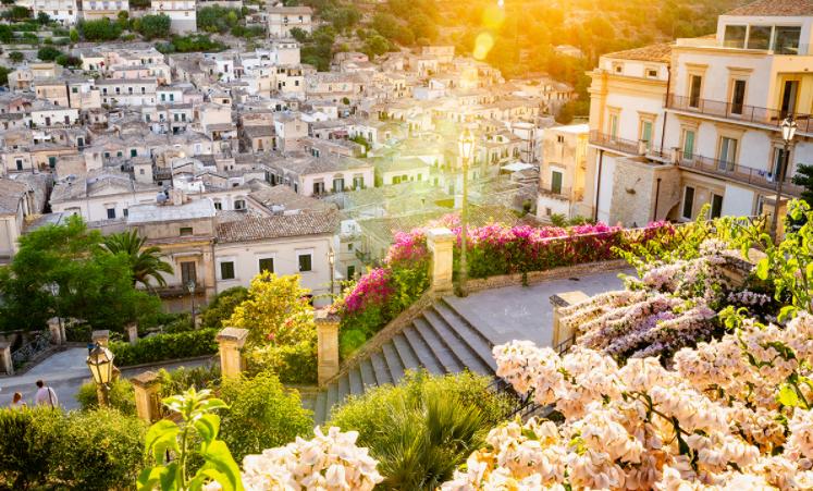La primavera in Sicilia: esplosione di colori