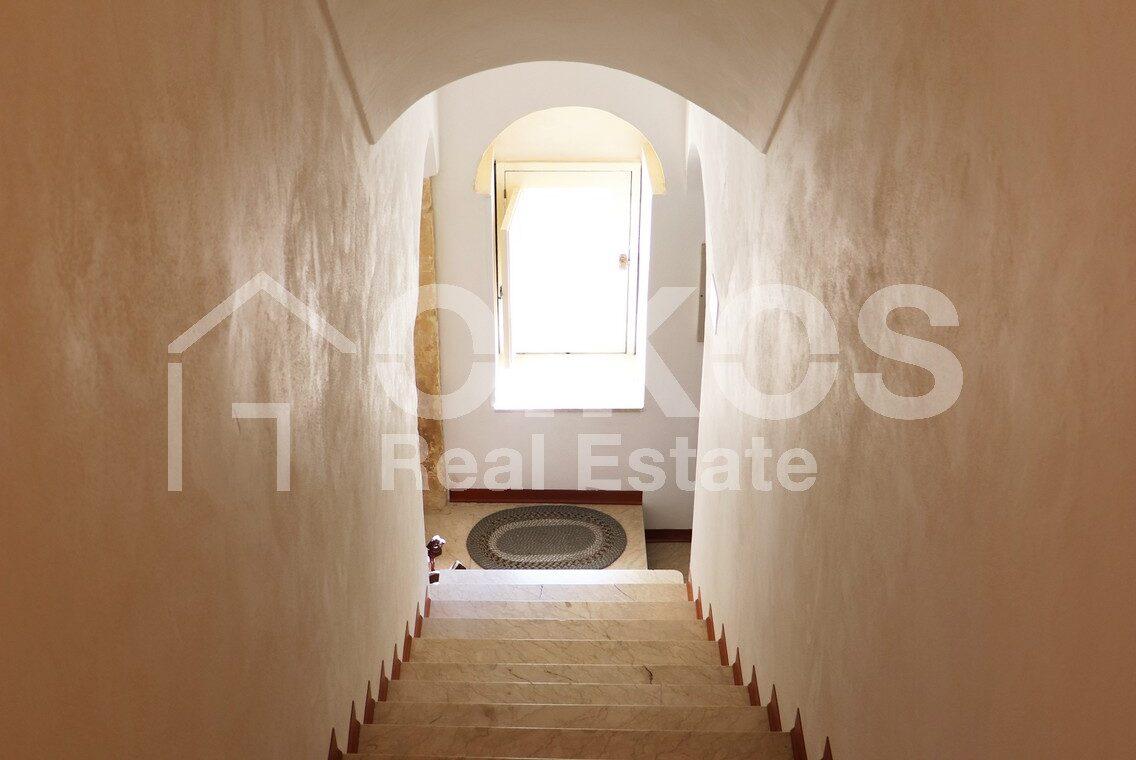 casa con terrazzino via sallicano (5)