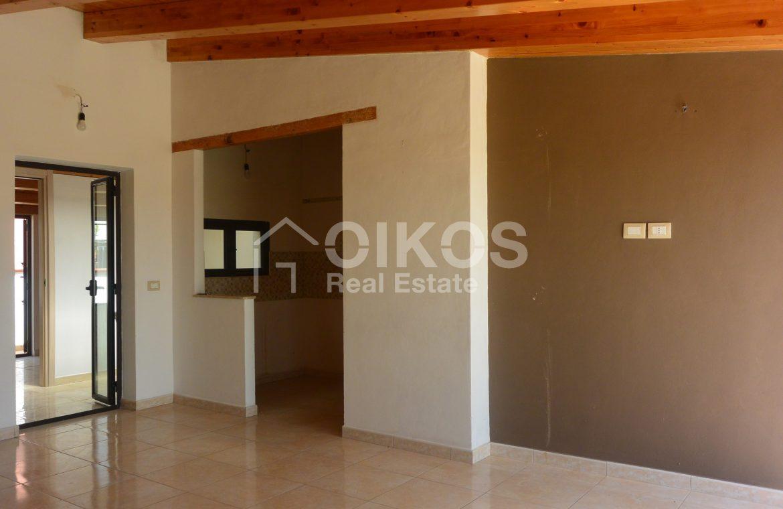 Casa con terrazzini e garage4