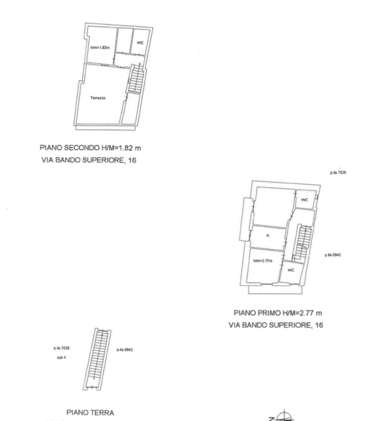 Casa con terrazzo centro storico022 copia