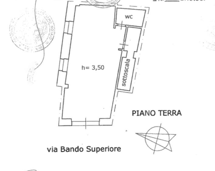 Casa con terrazzo centro storico copia23 copia